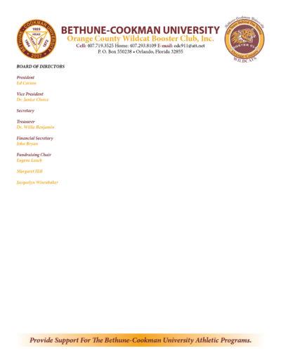 BCU Boosters Letterhead - web