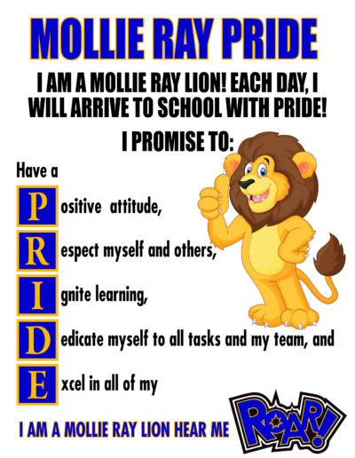 Mollie Ray Pride I Promise Poster 2017 for email
