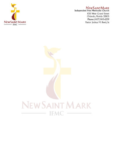 New St Mark IFMC Letterhead - web